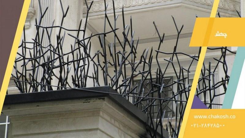 حفاظ شاخ گوزنی کوره ای