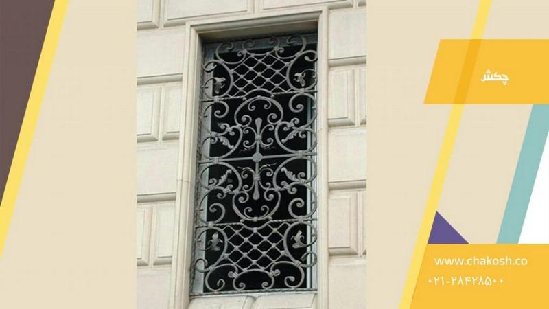 نرده پنجره